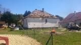 FOTO 1 Kabina - původní stavba
